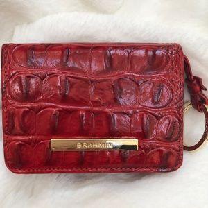 Brahmin Mini Key Wallet